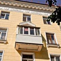 Балкончик :: Татьяна Губина