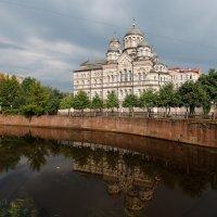 Свято-Иоа́нновский монастырь на Ка́рповке :: serg Fedorov