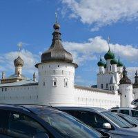 Ростов Великий. Кремль. 11.08.16 г. :: Виктор Орехов