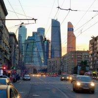 Вид на М.Сити. :: Alexey YakovLev