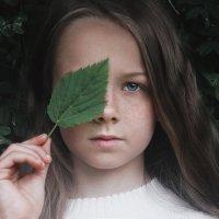 С Зелени :: Люба Кондрашева