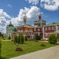 Николо-Пешношский мужской монастырь. :: Михаил (Skipper A.M.)