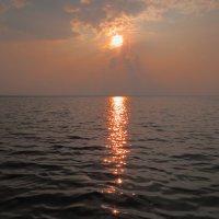 Плескалось солнце в озере Плещеевом :: Сергей Цветков