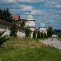 Введенский ставропигиальный мужской монастырь.Оптина пустынь.Калужская область :: Светлана .