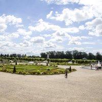 Французский регулярный парк, детище Растрелли :: Marina Talberga