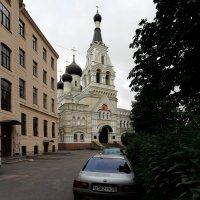 Церковь Шестоковской иконы Божией Матери :: serg Fedorov