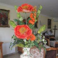 Цветы в вазе :: Ольга Теткина