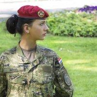 Солдат армии Хорватии... :: Cергей Павлович