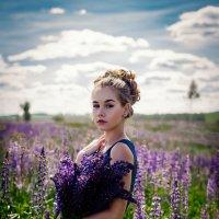"""Она была прекрасна, как мечта..."" :: Sophiko Gelashvili-Sviridova"