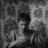 Роман.Фрагмент из чайной церемонии. 1 :: Алексей Хвастунов