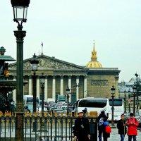 Национальная Ассамблея,  Париж :: Александр Корчемный