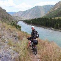 велопробег от Инегени до Тюнгура и обратно... :: Ирина