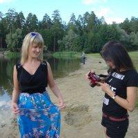 Подготовка к фотосессии :: Лидия (naum.lidiya)