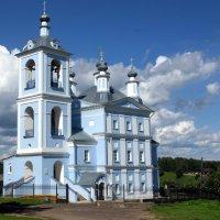 Ильинская церковь в Верее :: Irina Shtukmaster