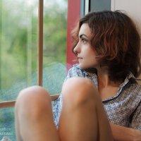 мысли у окна :: Максим Рунков