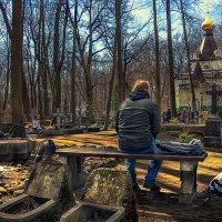 наедине с собой.. :: Константин Водолазов