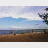 Азовский пляж :: Анита Фокс