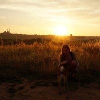 Прощание с летом и беззаботностью :: Оля Сухинина