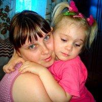 мама с дочкой :: юрий иванов