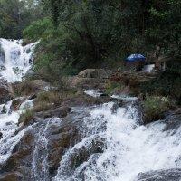 НазваниеВ окрестностях Далата. Природный парк Датанла с водопадом. :: Виктор Куприянов
