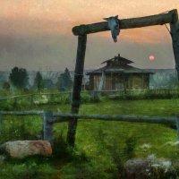 Ключ открытия вечности- в поле под хлебом! :: Ирина Данилова