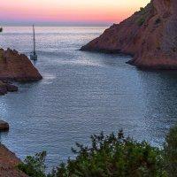 закат в бухте :: Ваган Мартиросян