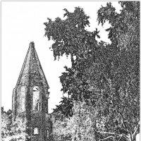 Старый храм (3) :: Михаил Попов
