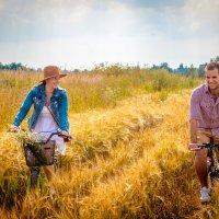 Велопрогулка :: Олег Гаврилов