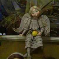 Дом куклы Татьяны Калининой :: Вера