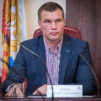 Пресс-конференция :: Александр Колесников