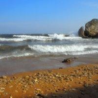 Берег Азовского моря (Крымская сторона) :: владимир