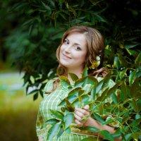 в ожидании чуда :: Оля Грушевская