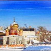Церковь :: Юрий Фёдоров