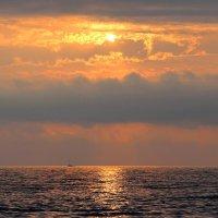 Вечер на море :: Dr. Olver  ( ОлегЪ )