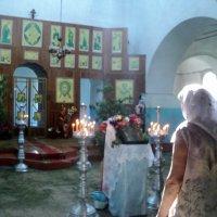 Церковь Рождества Пресвятой Богородицы в Шестаково 2016 год :: Ольга Кривых