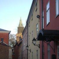 Старый Турку. Финляндия :: Марина Домосилецкая