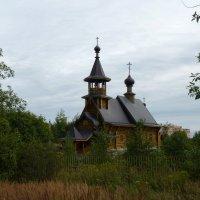 Церковь Пантелеимона Целителя при Районной больнице в Сергиевом Посаде :: Galina Leskova