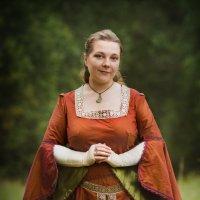 Жена алхимика. :: Лия Таракина
