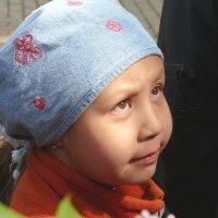 Внучка Аружан :: Асылбек Айманов