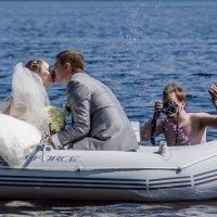Будни свадебного фотографа :: Лариса Сливина