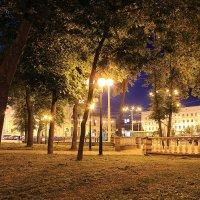 ночной город :: Александр Семейников