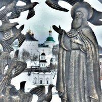 Радонеж :: Иван Владимирович Карташов