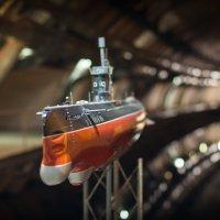 Макет подводной лодки :: Петр Секретькин