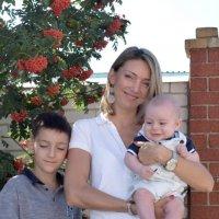 Мама улыбается-это ХОРОШО!!! :: A. SMIRNOV