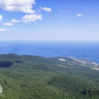 Вид с горы АЙ-Петри :: Анна Кокарева