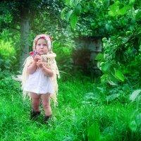 Моя ягодка :: Евгения Вереина