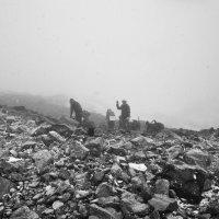 Будни альпинистов :: Sage Ekchard
