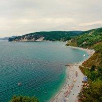 Черноморское побережье , Бухта Инал :: Кристина Беляева