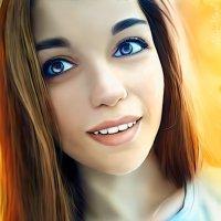Девушка :: Alina_ Mash