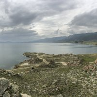 Мыс Хадарта. Малое море. Байкал. :: Алексей Поляков